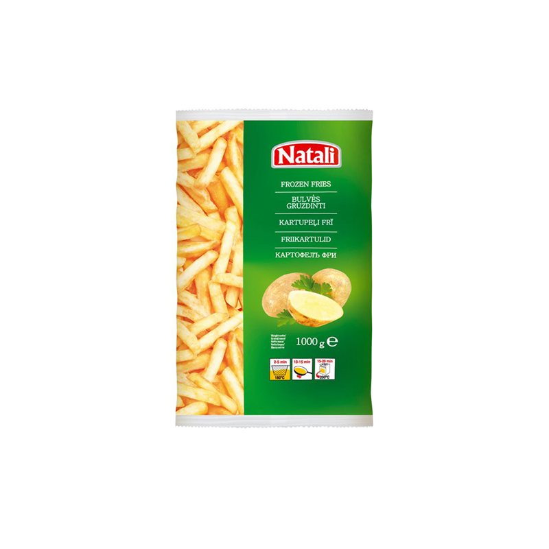 "Straight cut fries ""Natali"""