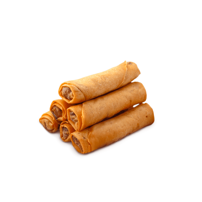 """Vegetables """"Spring Roll"""" in dough"""